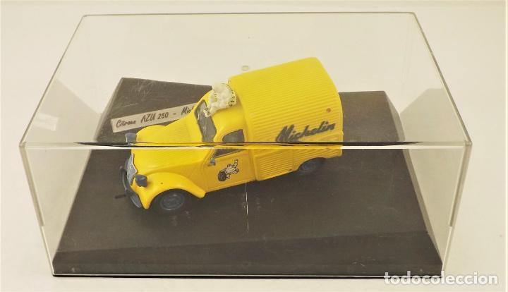 Slot Cars: Slot Resina artesanal Citroen AZU 250 Michelín (Solo 3 unidades fabricadas con esta decoración) - Foto 10 - 209706085