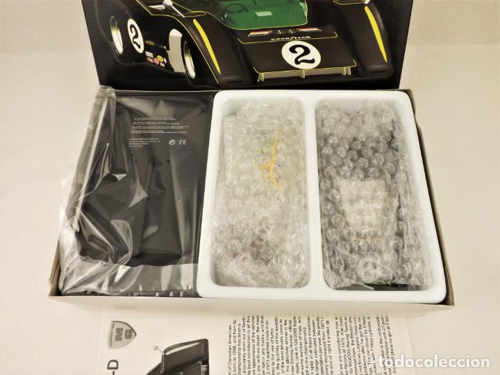 Slot Cars: Slot MG Vanquish Kit montaje de McLaren M8-D Viv Elford - Foto 3 - 209814690