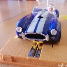 Slot Cars: COCHE SCALEXTRIC DE REPROTEC AC COBRA. Lote 209876588