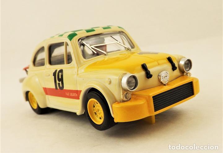 Slot Cars: Slot Reprotec Fiat Abarth 1000 TCR Ed. Limitada 100 uds. Montjuic - Foto 2 - 210223632