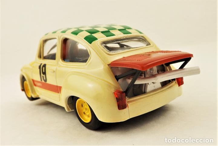 Slot Cars: Slot Reprotec Fiat Abarth 1000 TCR Ed. Limitada 100 uds. Montjuic - Foto 3 - 210223632