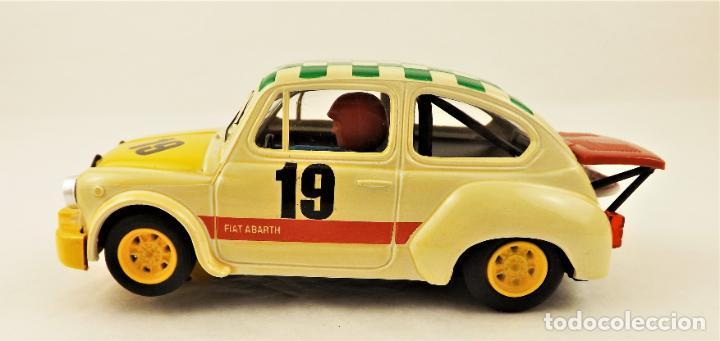 Slot Cars: Slot Reprotec Fiat Abarth 1000 TCR Ed. Limitada 100 uds. Montjuic - Foto 4 - 210223632
