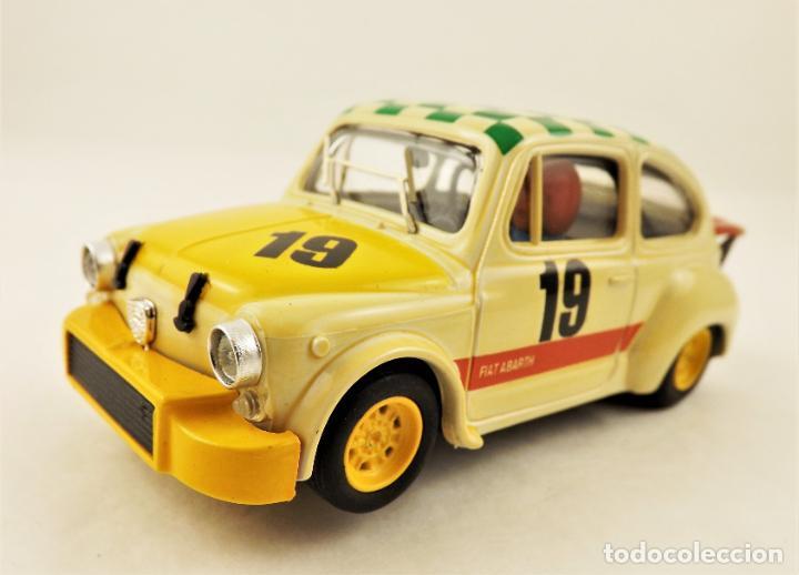 SLOT REPROTEC FIAT ABARTH 1000 TCR ED. LIMITADA 100 UDS. MONTJUIC (Juguetes - Slot Cars - Magic Cars y Otros)