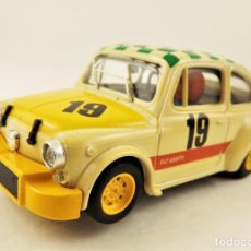 Slot Cars: SLOT REPROTEC FIAT ABARTH 1000 TCR ED. LIMITADA 100 UDS. MONTJUIC. Lote 210223632