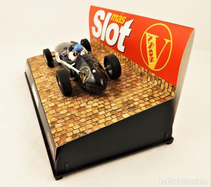 Slot Cars: Slot Cartrix Edición Mas Slot V años Maserati 250 F (200 uds) - Foto 4 - 210297697