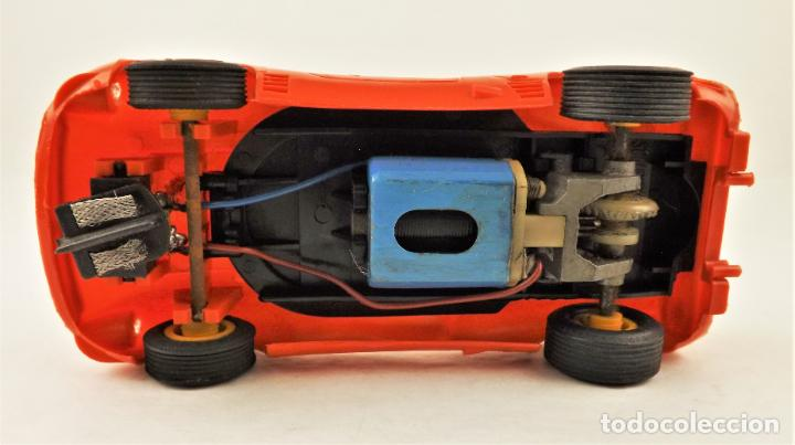 Slot Cars: Scalextric Triang Ferrari P4 - Foto 5 - 210345460