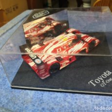 Slot Cars: TOYOTA GT-ONE PROSLOT REF: PS 1020. Lote 210553842