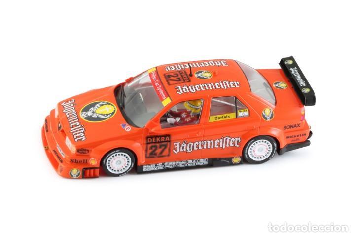 Slot Cars: SLOT.IT ALFA ROMEO 155 V6 TI #27 JAGERMEISTER DTM 1994 NORISRING MICHAEL BARTELS CA35B - Foto 3 - 210721929