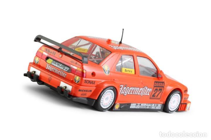 Slot Cars: SLOT.IT ALFA ROMEO 155 V6 TI #27 JAGERMEISTER DTM 1994 NORISRING MICHAEL BARTELS CA35B - Foto 6 - 210721929