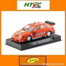 Slot Cars: SLOT.IT ALFA ROMEO 155 V6 TI #27 JAGERMEISTER DTM 1994 NORISRING MICHAEL BARTELS CA35B. Lote 210721929