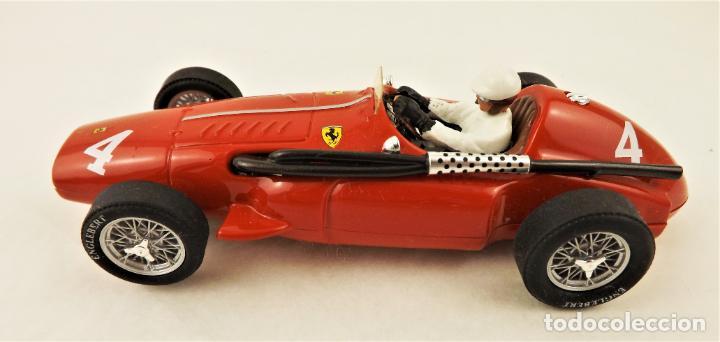 Slot Cars: Cartrix Grand Prix Legends Ferrari 555 superesqualo E. Castelloti - Foto 3 - 210840089