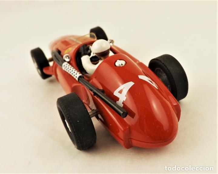 Slot Cars: Cartrix Grand Prix Legends Ferrari 555 superesqualo E. Castelloti - Foto 4 - 210840089