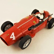 Slot Cars: CARTRIX GRAND PRIX LEGENDS FERRARI 555 SUPERESQUALO E. CASTELLOTI. Lote 210840089