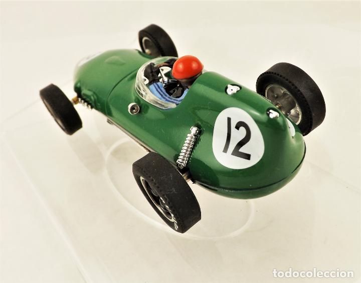 Slot Cars: CARTRIX GP LEGENDS. LOTUS 16 Nº12. CLIFF ALLISON. REF. 0955 - Foto 5 - 210840312