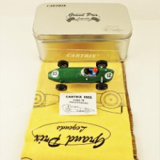 Slot Cars: CARTRIX GP LEGENDS. LOTUS 16 Nº12. CLIFF ALLISON. REF. 0955. Lote 210840312