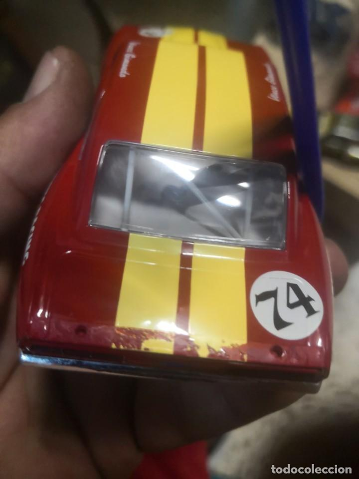 Slot Cars: Coche pista Hornby 1/32 Slot Car C2740-Chevy Camaro 74 Behrens Rac - Foto 7 - 237405400