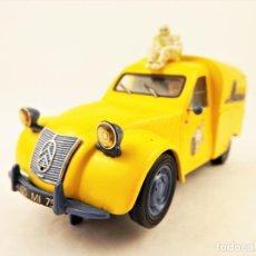 Slot Cars: SLOT RESINA ARTESANAL CITROEN AZU 250 MICHELÍN (SOLO 3 UNIDADES FABRICADAS CON ESTA DECORACIÓN). Lote 209706085