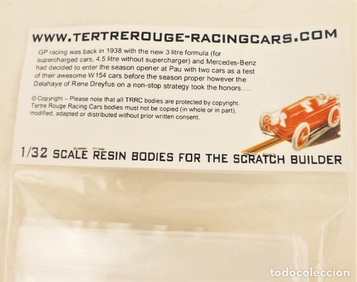 Slot Cars: Slot resina de TRRC Delahaye 145 1:32 - Foto 5 - 211862868