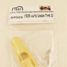 Slot Cars: SLOT RESINA DE TRRC AUTO UNION TYPE D DE 1939. Lote 211863200