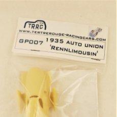 Slot Cars: SLOT RESINA DE TRRC AUTO UNION RENNLIMOUSIN DEL 35. Lote 211863395