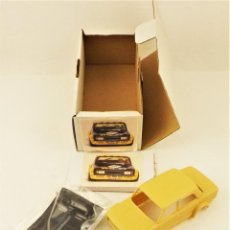 Slot Cars: EVOLUTION SLOT RESINA SEAT 124 GR.2. Lote 211865717