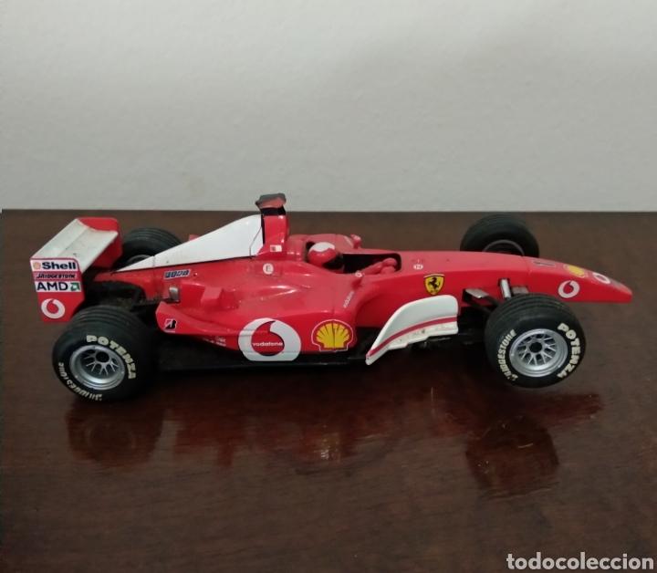 FERRARI F2002 - VER FOTOS (Juguetes - Slot Cars - Magic Cars y Otros)