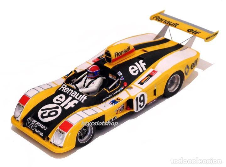 Slot Cars: LE MANS MINIATURES RENAULT ALPINE A442 #19 LE MANS 1976 TAMBAY / JABOUILLE 132076M - Foto 2 - 212629092