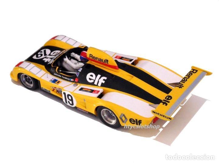 Slot Cars: LE MANS MINIATURES RENAULT ALPINE A442 #19 LE MANS 1976 TAMBAY / JABOUILLE 132076M - Foto 4 - 212629092