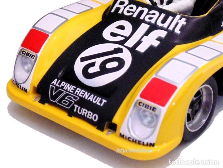 Slot Cars: LE MANS MINIATURES RENAULT ALPINE A442 #19 LE MANS 1976 TAMBAY / JABOUILLE 132076M - Foto 8 - 212629092