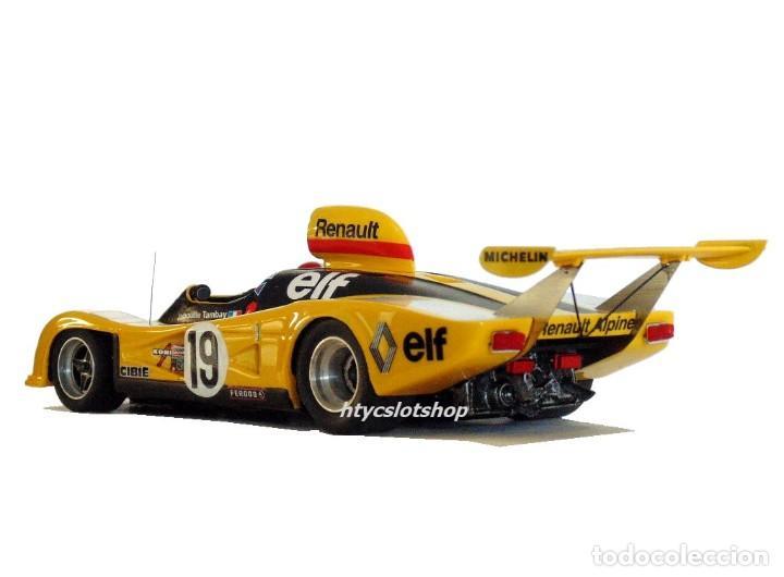 Slot Cars: LE MANS MINIATURES RENAULT ALPINE A442 #19 LE MANS 1976 TAMBAY / JABOUILLE 132076M - Foto 7 - 212629092