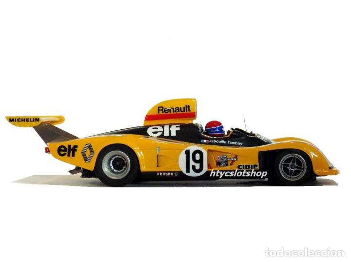 Slot Cars: LE MANS MINIATURES RENAULT ALPINE A442 #19 LE MANS 1976 TAMBAY / JABOUILLE 132076M - Foto 6 - 212629092