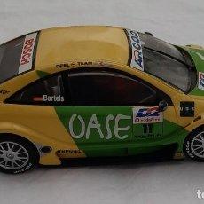 Slot Cars: SUPERSLOT OPEL V8 COUPE OASE DTM NO11 BARTELS. Lote 212688645