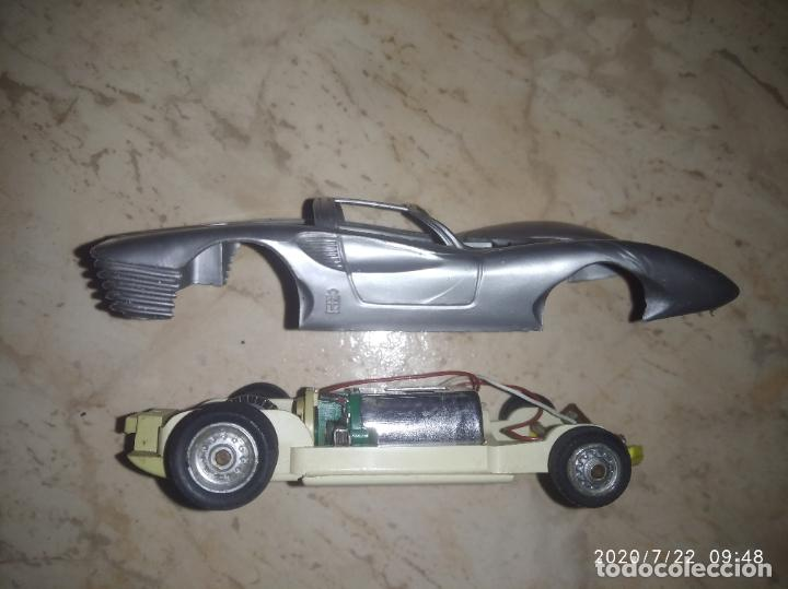 Slot Cars: Coche scalextric policar made in italy - Foto 4 - 212752040