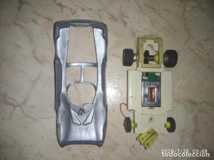 Slot Cars: Coche scalextric policar made in italy - Foto 7 - 212752040