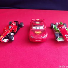 Slot Cars: LOTE DE 3 COCHES SCALEXTRIC. Lote 212845380