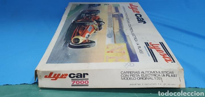 Slot Cars: JYE CAR - JYESA , CARRERAS AUTOMOVILÍSTICAS CON PISTA ELÉCTRICA - Foto 2 - 213049951
