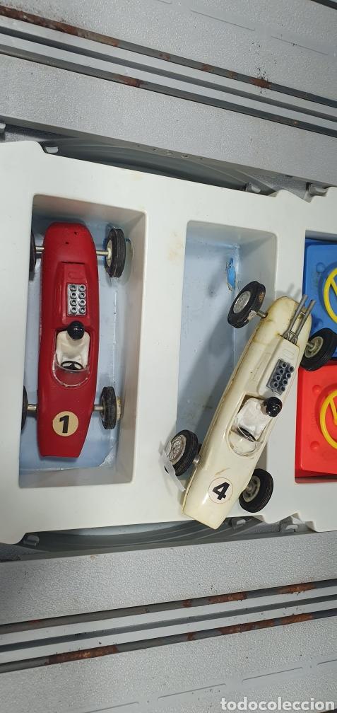 Slot Cars: JYE CAR - JYESA , CARRERAS AUTOMOVILÍSTICAS CON PISTA ELÉCTRICA - Foto 8 - 213049951