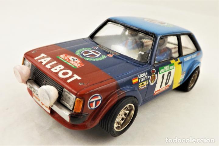 Slot Cars: Evolution Slot Resina Talbot Horizon Zanini / Sabater - Foto 2 - 213104202