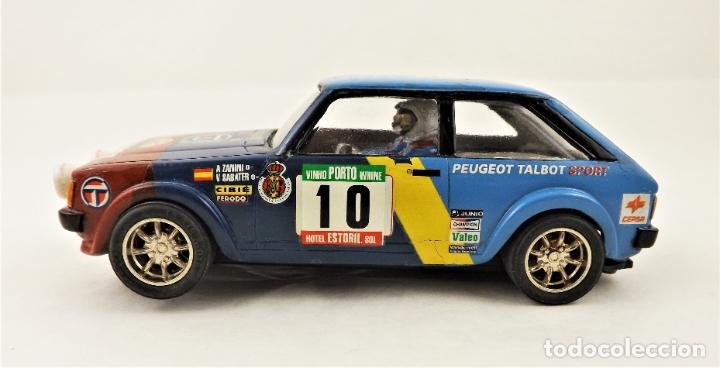 Slot Cars: Evolution Slot Resina Talbot Horizon Zanini / Sabater - Foto 4 - 213104202