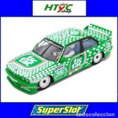Slot Cars: SUPERSLOT BMW E30 M3 #36 TIC TAC FRANZ ENGSTLER DTM 1992 SCALEXTRIC UK H3865. Lote 213167492