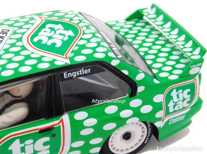 Slot Cars: SUPERSLOT BMW E30 M3 #36 TIC TAC FRANZ ENGSTLER DTM 1992 SCALEXTRIC UK H3865 - Foto 9 - 213167492