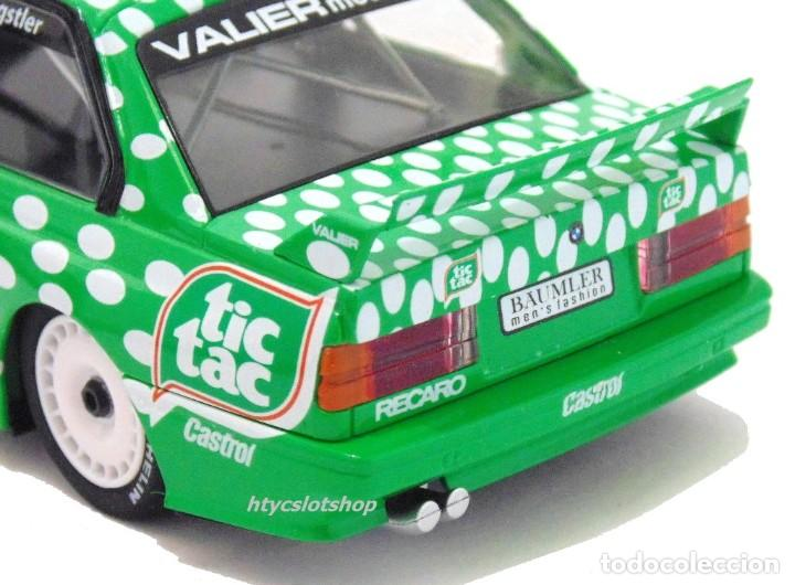 Slot Cars: SUPERSLOT BMW E30 M3 #36 TIC TAC FRANZ ENGSTLER DTM 1992 SCALEXTRIC UK H3865 - Foto 10 - 213167492