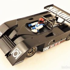 Slot Cars: SLOT MG VANQUISH SHADOW MKII OLIVER / JOVITE 1971. Lote 213266551