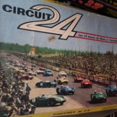 Slot Cars: CIRCUIT 24 COFFRET N 2 S , SCALEXTRIC FRANCES AÑOS 60. Lote 213359461