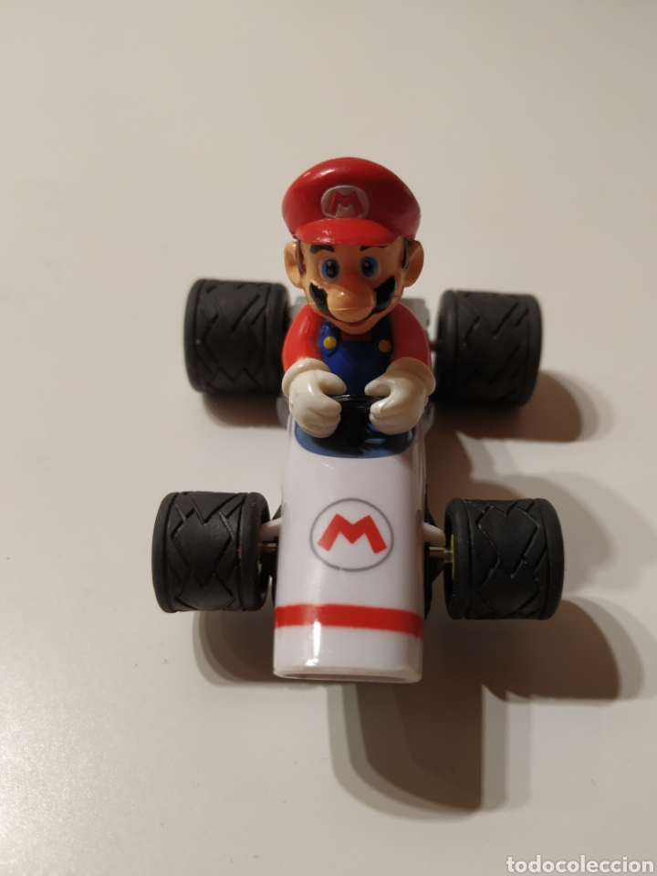 SCALEXTRIC MARIO BROS (Juguetes - Slot Cars - Magic Cars y Otros)