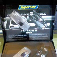 Slot Cars: SUPERSLOT SCX SLOT SCALEXTRIC. Lote 213531801