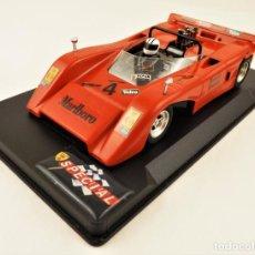 Slot Cars: SLOT MG VANQUISH MCLAREN M8C ESPECIAL COMP.. Lote 213684246