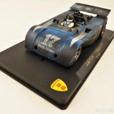 Slot Cars: SLOT MG VANQUISH LOLA T260 BOB NAGEL FIN DE CARRERA. Lote 213684343