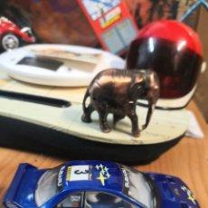 Slot Cars: COCHE SLOT DE HORNBY. SUBARU IMPREZA WRC. WORLD RALLY CAR DE MCRAE Y GRIST.. Lote 213920191
