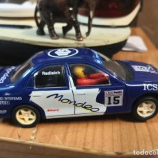 Slot Cars: COCHE SLOT DE HORNBY. FORD MONDEO RADISICH.. Lote 213920276